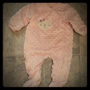 Chickpea 3-6mo baby outfit